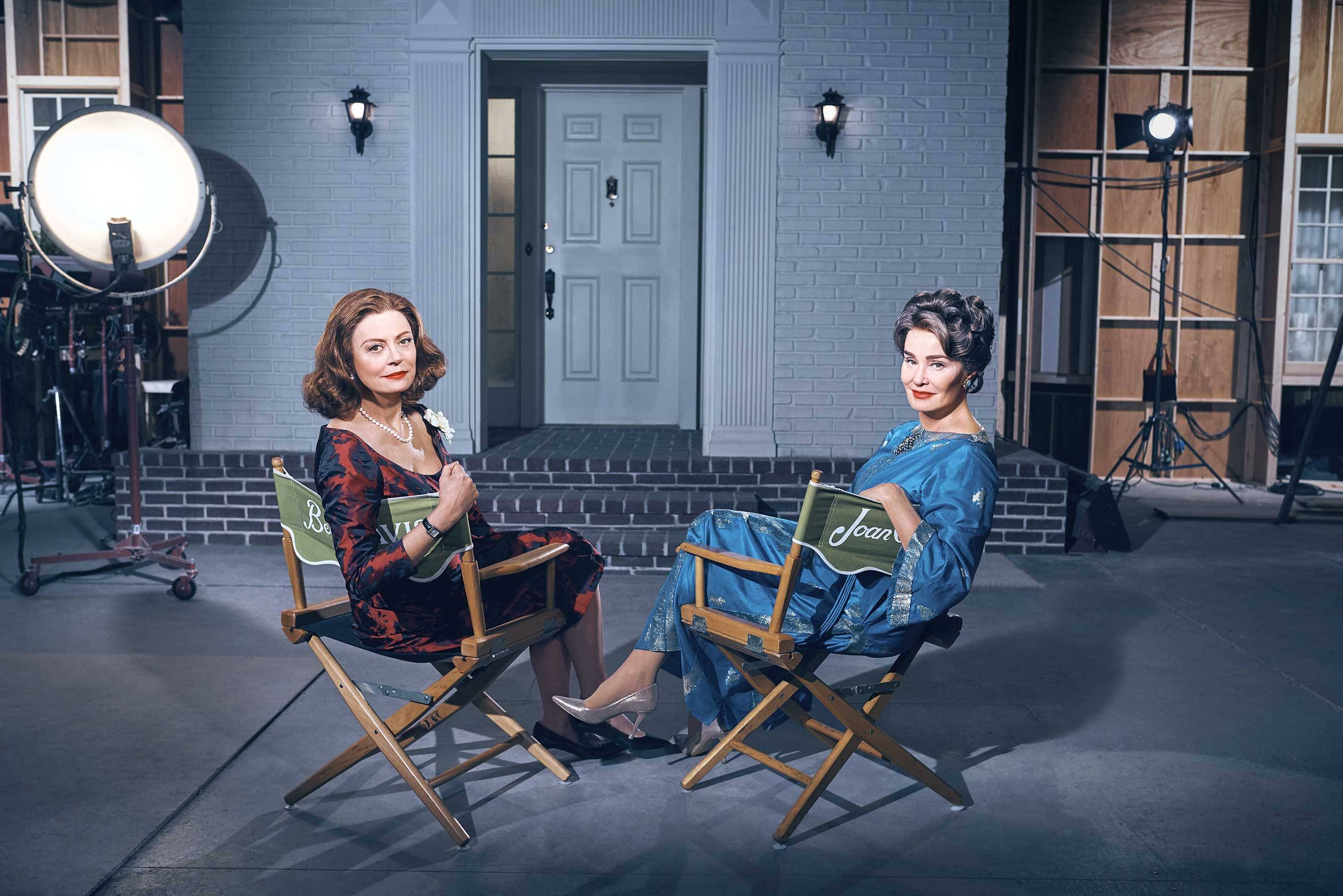 FEUD: BETTE X JOAN