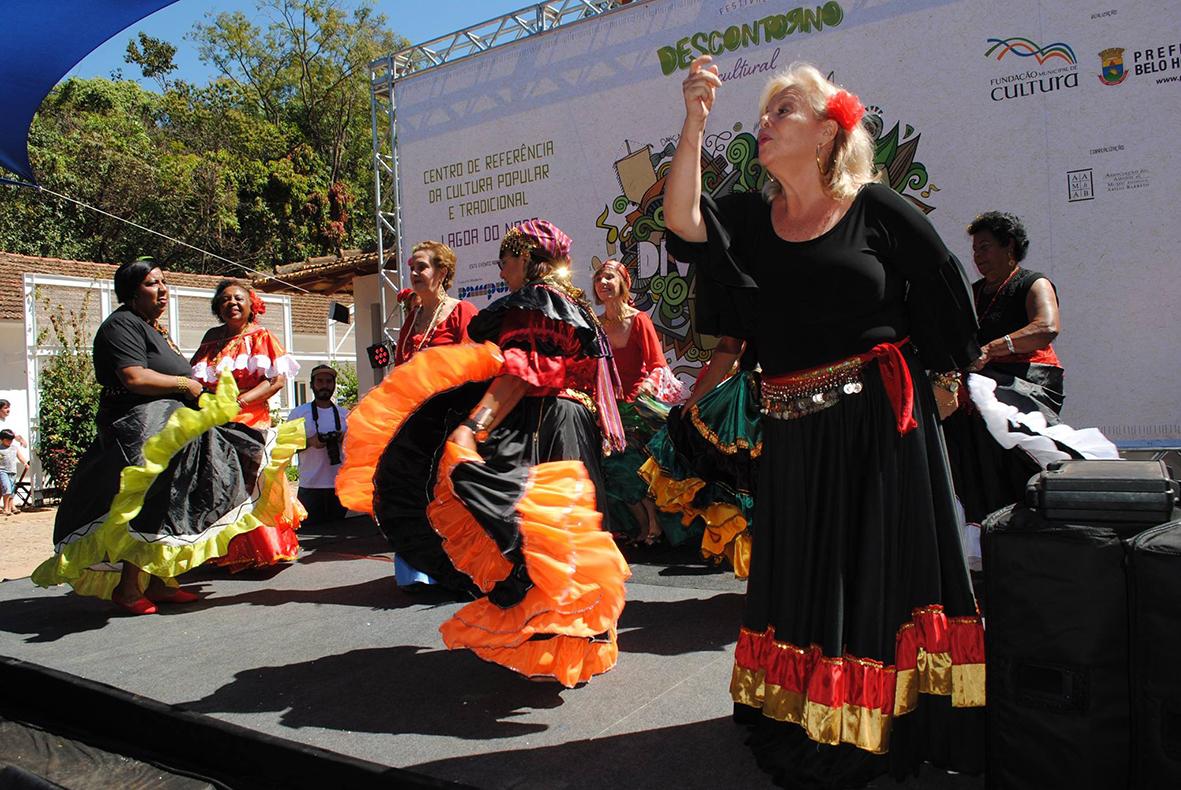 """Sarau """"Mulheres da Cultura Popular"""" aconteceu em março, parte do Sarau do Lagoa do Nado"""