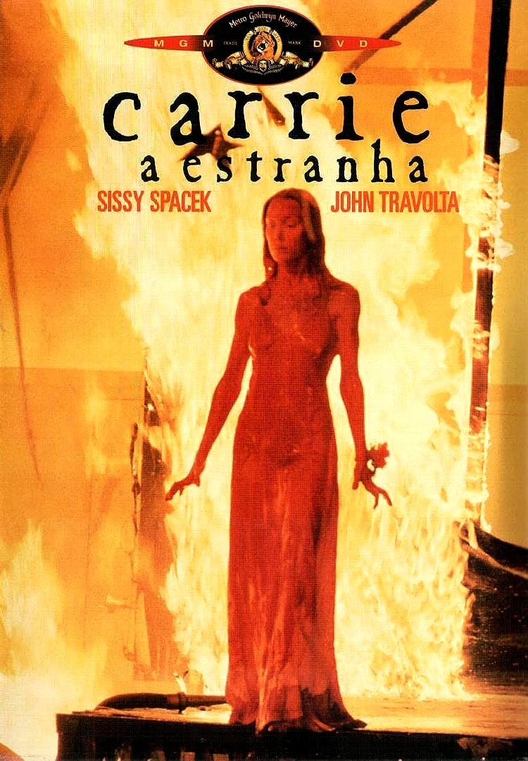"""O filme """"Carrie, a Estranha"""", lançado em 1976, se tornou um clássico do terror sobrenatural"""