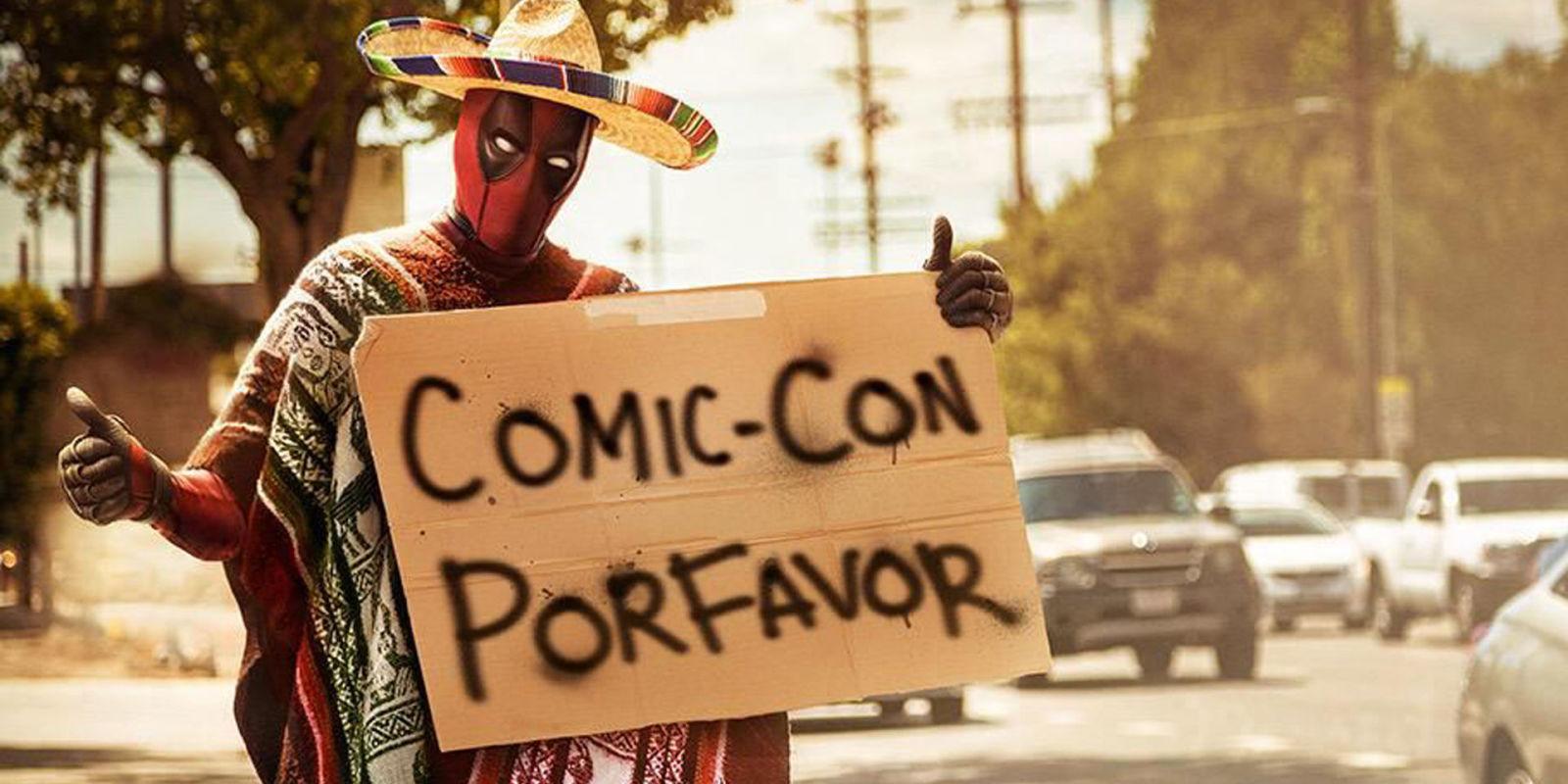 O Que Aconteceu Na San Diego Comic Con?