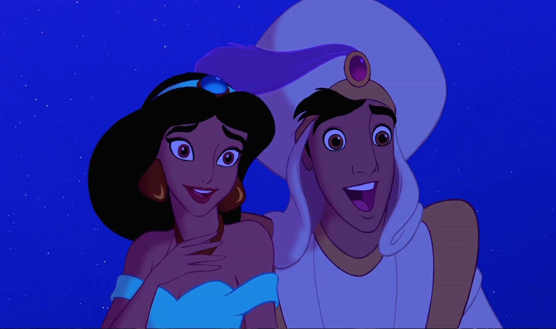 """Os 25 Anos De """"Aladdin"""""""