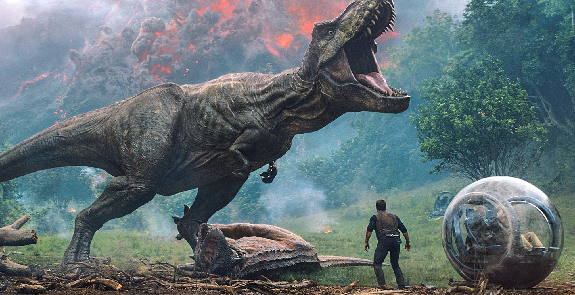 """Crítica: """"Jurassic World: Reino Ameaçado"""""""