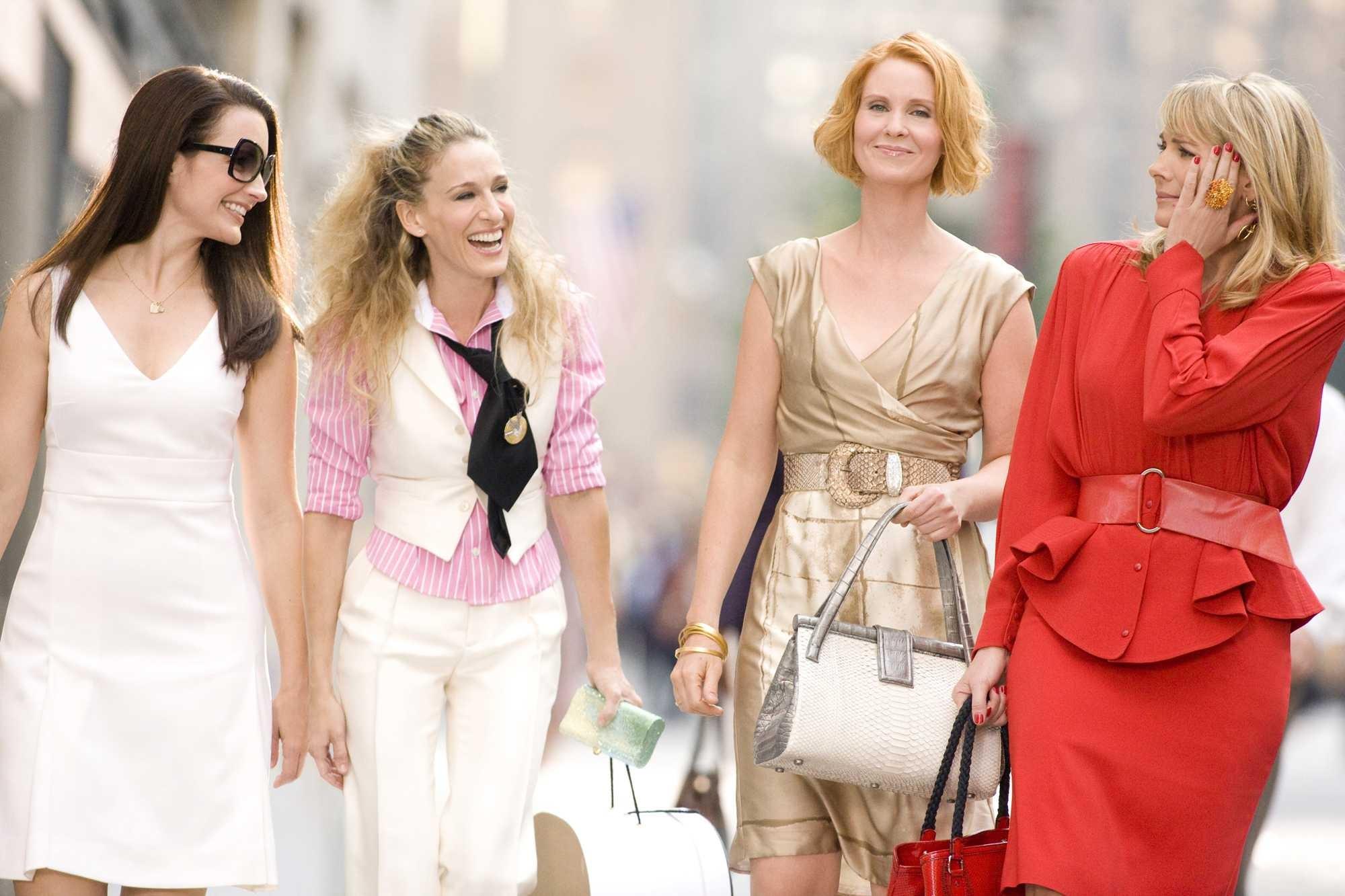 Quatro Mulheres E Uma Cidade