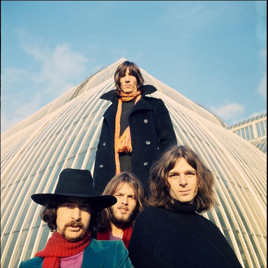 Uma Retrospectiva De Pink Floyd