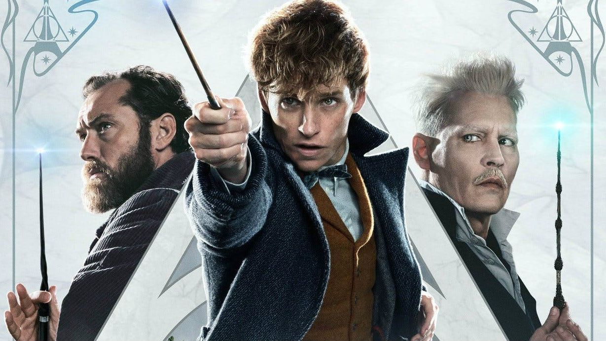 Os Crimes De Grindelwald Comete Mais Crimes Que O Próprio Personagem
