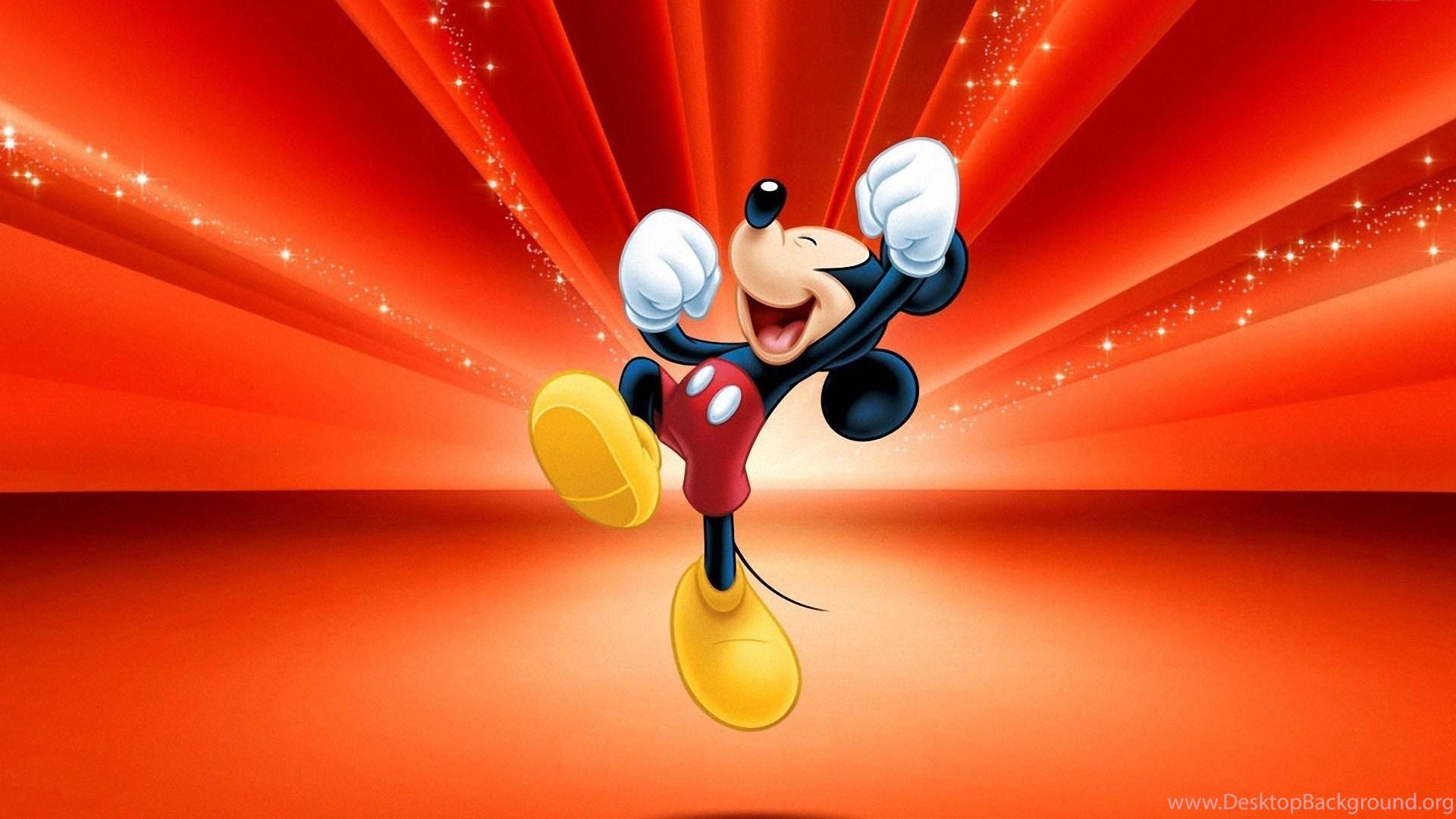 Os 90 Anos De Mickey