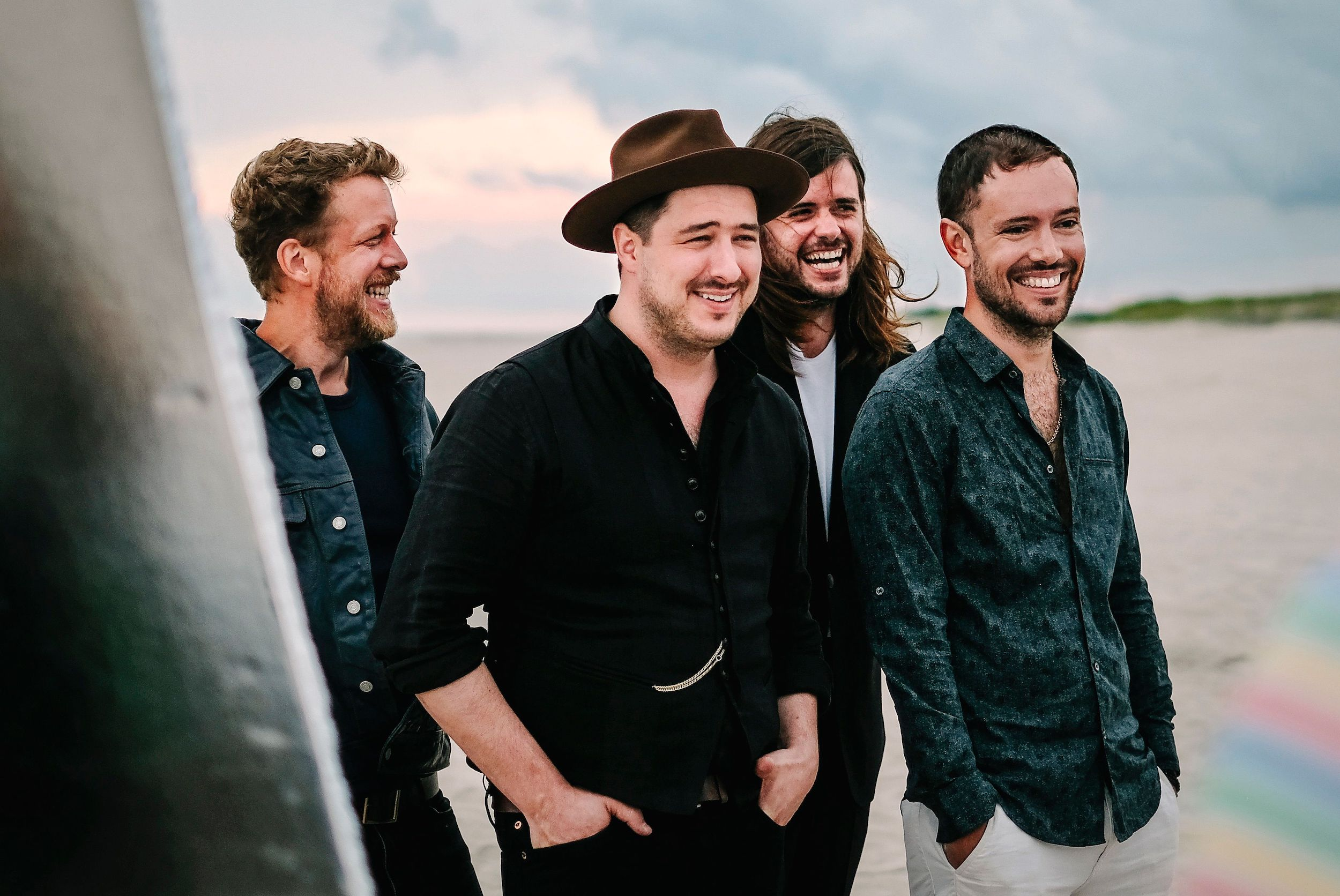 Do Folk Ao Rock: As Duas Caras De Mumford & Sons