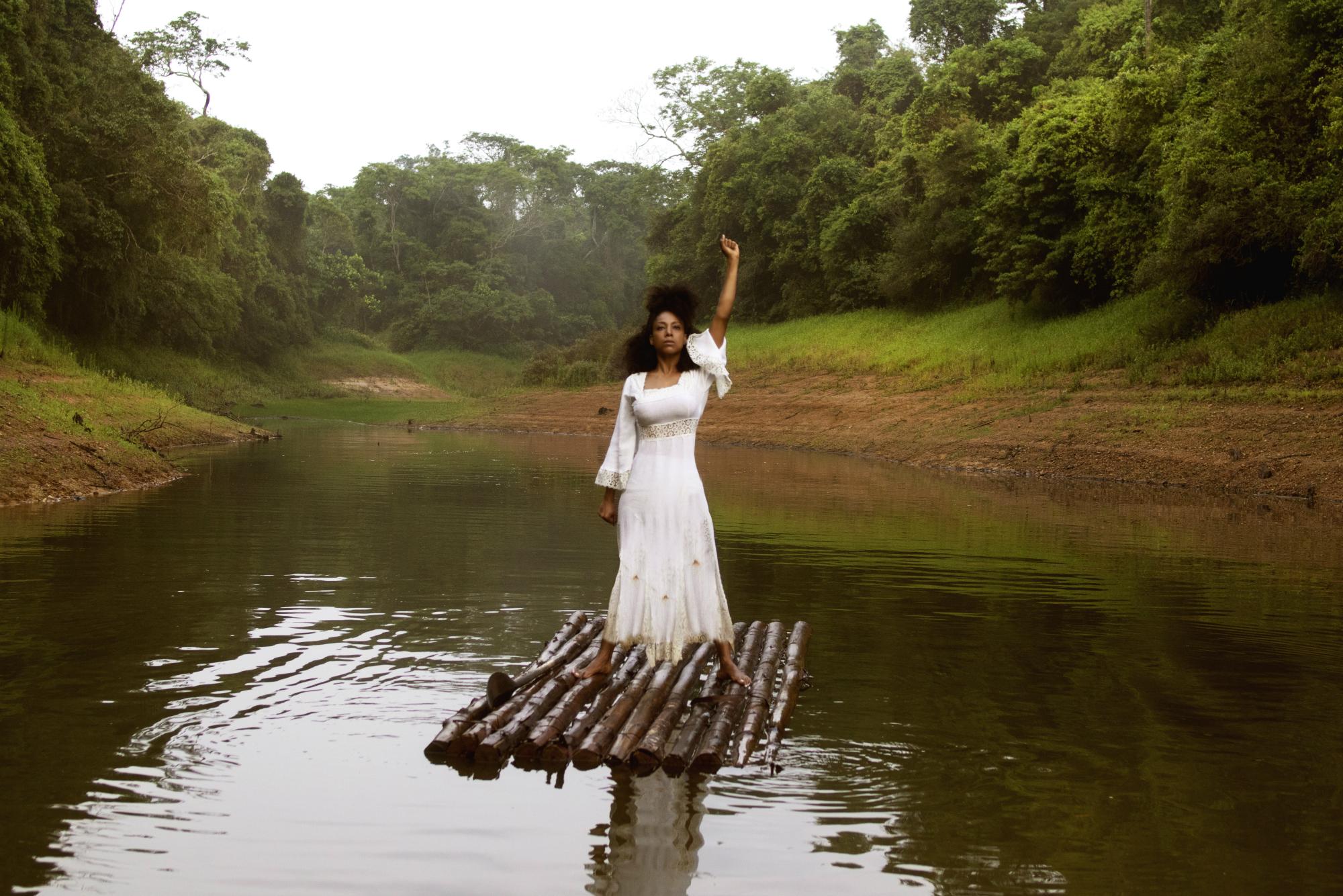 Negra Li, A Rainha De Sabá
