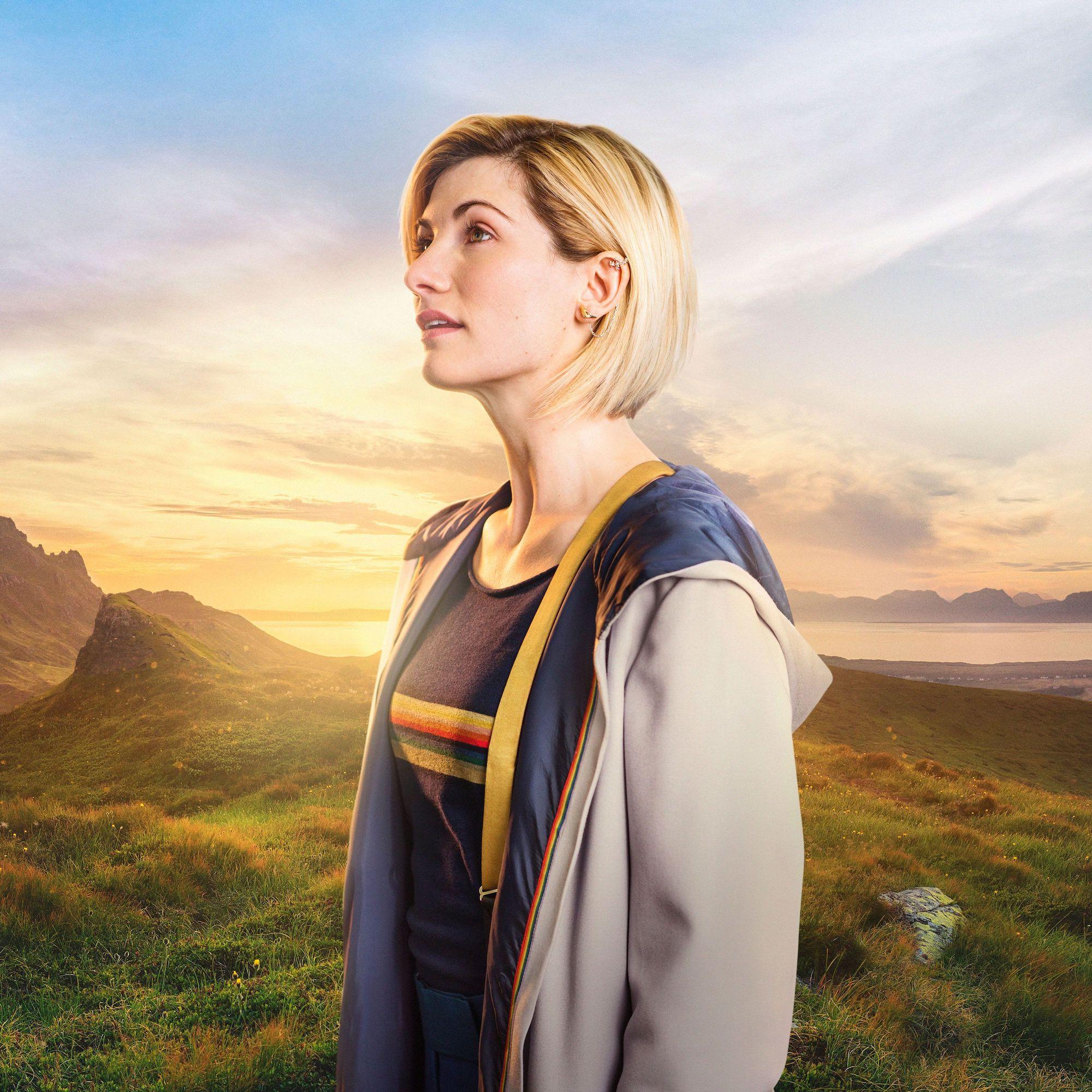 Doctor Who: Uma Nova Era E A Primeira Doutora