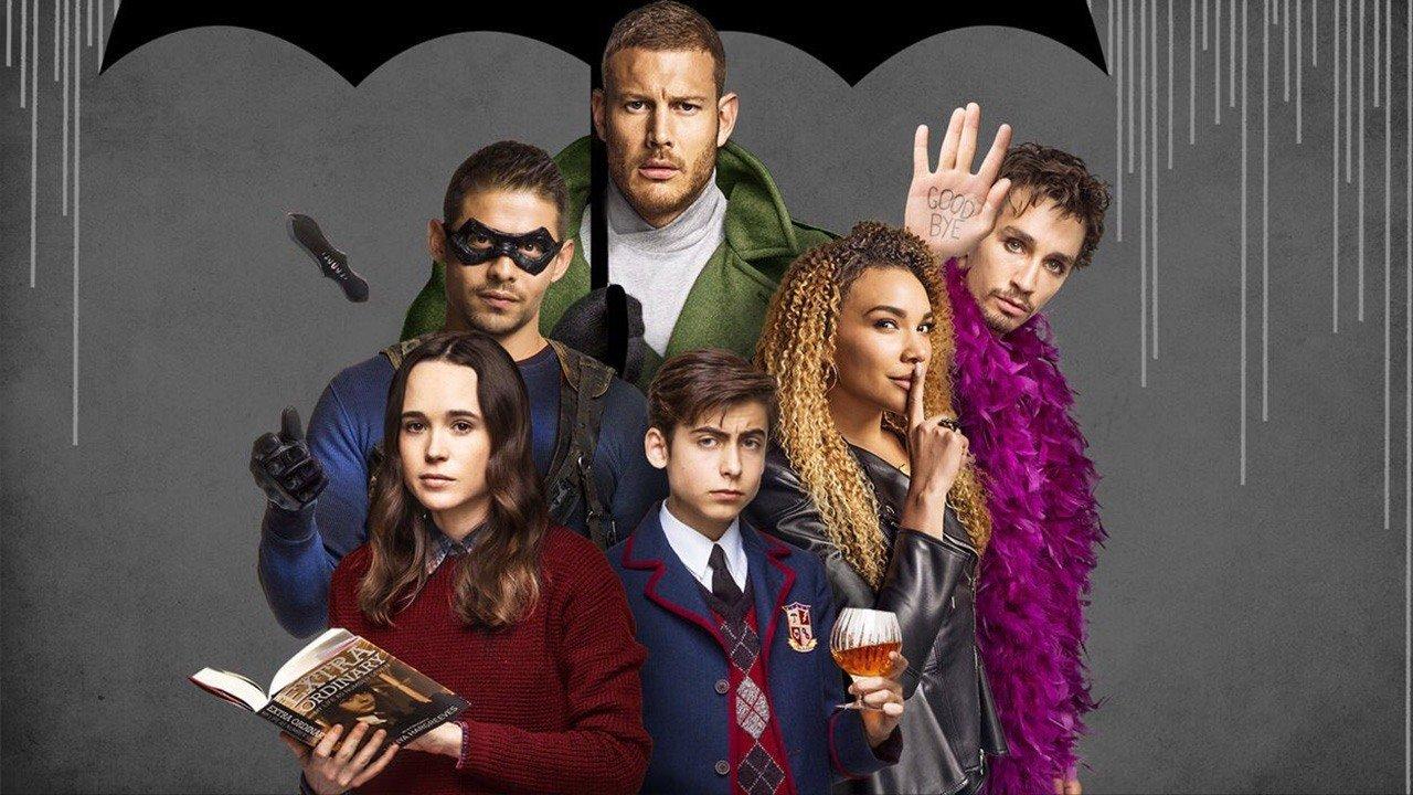 Uma Série De Super-heróis Que Não é Sobre Super-heróis