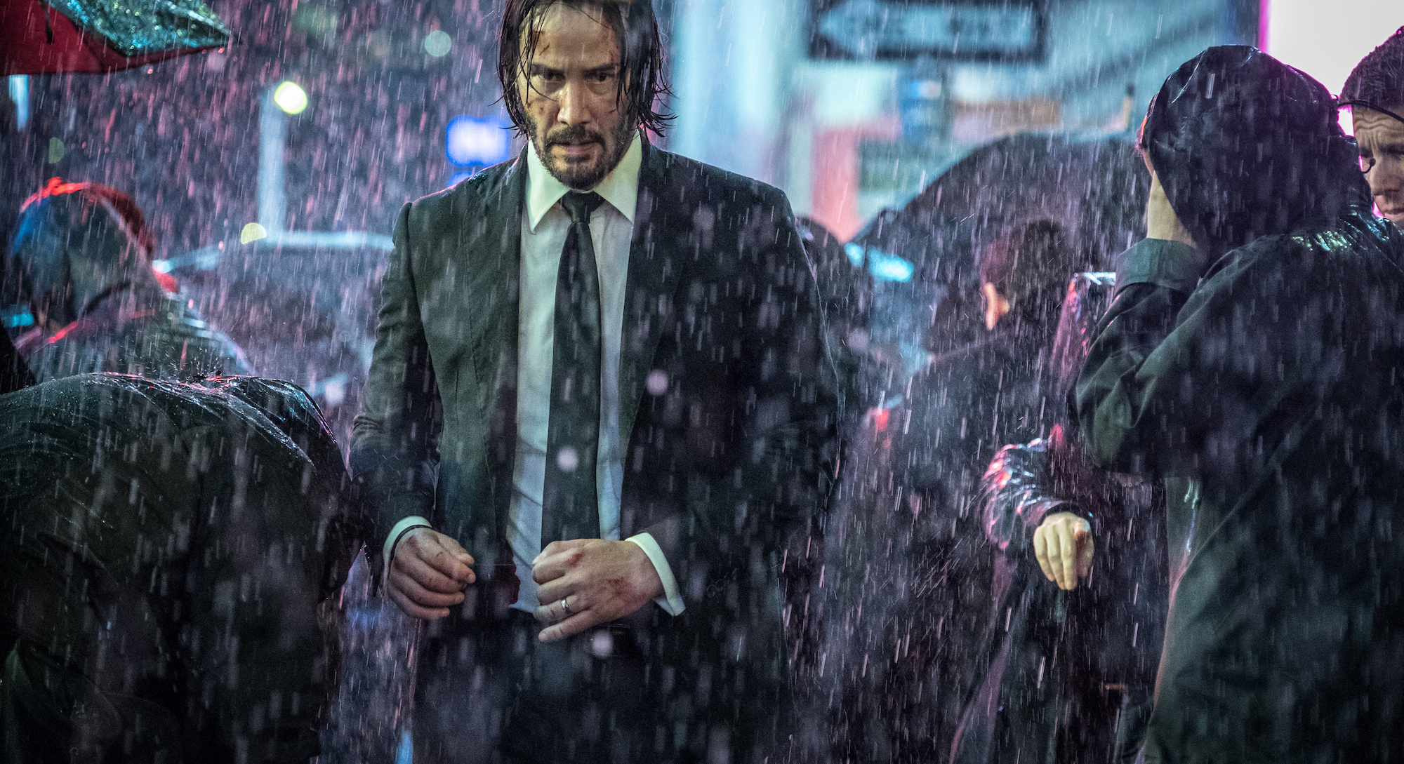 "Crítica: ""John Wick 3: Parabellum"""