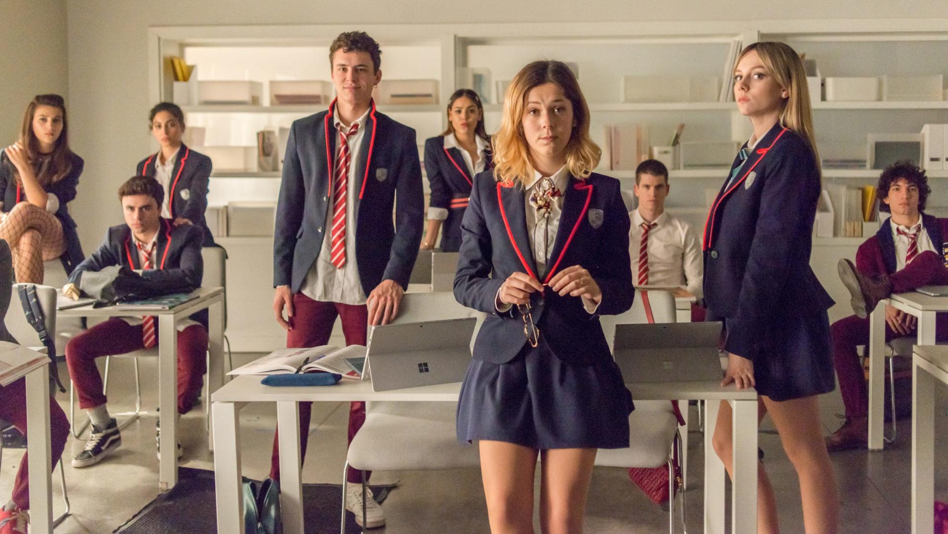 O High School Espanhol E O Drama Adolescente