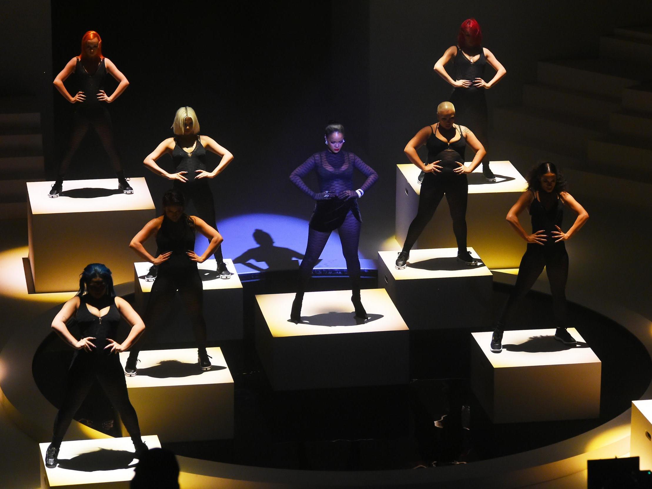 Um Show Protagonizado Pela Diversidade