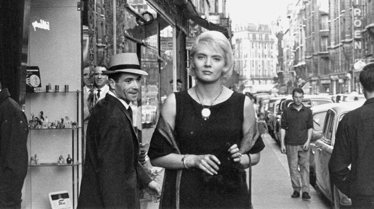 """Ampulheta / """"Cléo Das 5 às 7"""" (1962)"""
